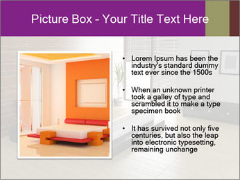 Modern interior PowerPoint Template - Slide 13
