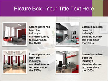 Modern interior PowerPoint Template - Slide 14