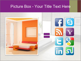 Modern interior PowerPoint Template - Slide 21