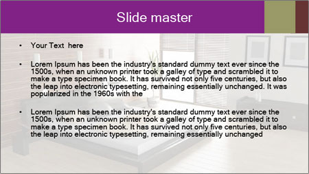 Modern interior PowerPoint Template - Slide 2