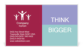 0000090830 Business Card Template