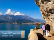 Lake Garda PowerPoint Templates