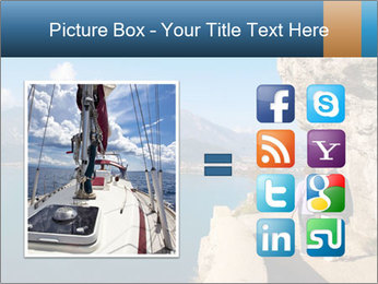 Lake Garda PowerPoint Template - Slide 21