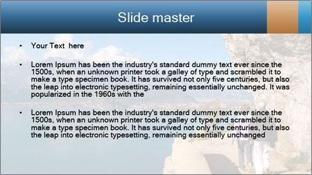 Lake Garda PowerPoint Template - Slide 2