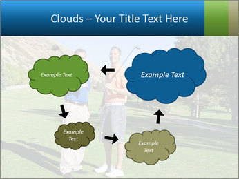 Golfers PowerPoint Templates - Slide 72