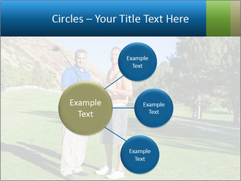 Golfers PowerPoint Templates - Slide 79