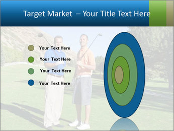 Golfers PowerPoint Templates - Slide 84