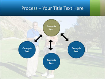 Golfers PowerPoint Templates - Slide 91