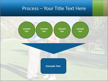 Golfers PowerPoint Templates - Slide 93