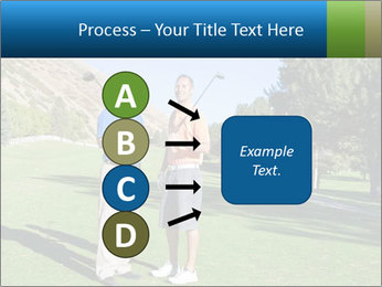 Golfers PowerPoint Templates - Slide 94