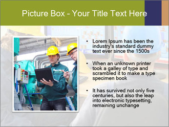 Control Room PowerPoint Template - Slide 13