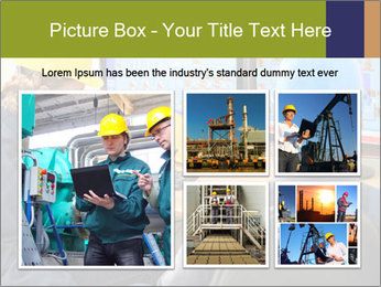 Control Room PowerPoint Template - Slide 19