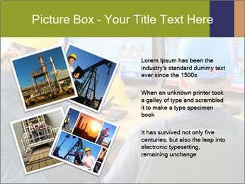 Control Room PowerPoint Template - Slide 23