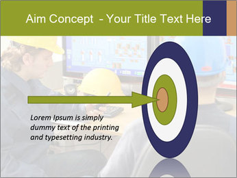 Control Room PowerPoint Template - Slide 83