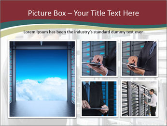 Young it engeneer business man PowerPoint Templates - Slide 19