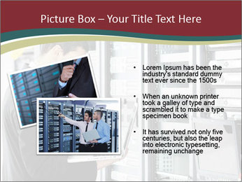 Young it engeneer business man PowerPoint Templates - Slide 20
