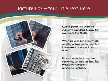 Young it engeneer business man PowerPoint Templates - Slide 23