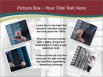 Young it engeneer business man PowerPoint Templates - Slide 24