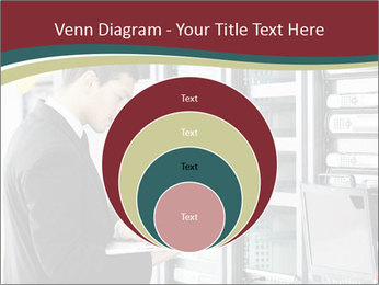 Young it engeneer business man PowerPoint Templates - Slide 34
