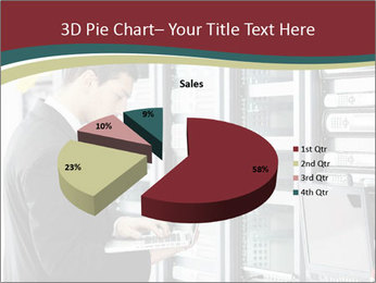 Young it engeneer business man PowerPoint Templates - Slide 35