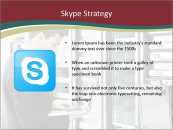 Young it engeneer business man PowerPoint Templates - Slide 8