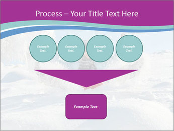 Young pretty woman PowerPoint Templates - Slide 93