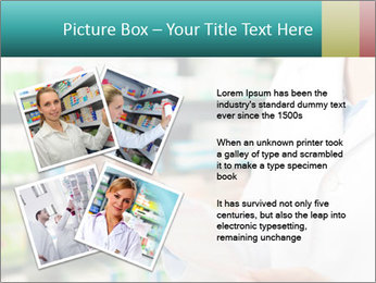 Female pharmacist PowerPoint Template - Slide 23