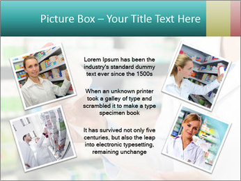 Female pharmacist PowerPoint Template - Slide 24