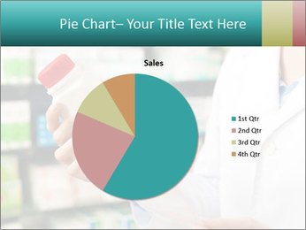 Female pharmacist PowerPoint Template - Slide 36