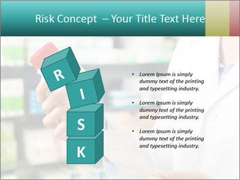 Female pharmacist PowerPoint Template - Slide 81