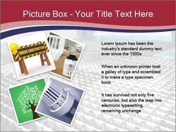 Underfloor heating PowerPoint Templates - Slide 23
