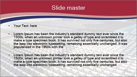 Underfloor heating PowerPoint Template - Slide 2