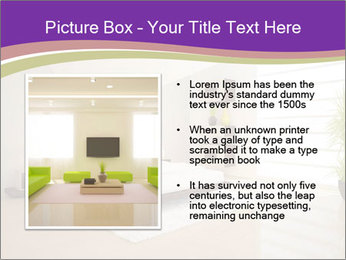 White modern bedroom PowerPoint Templates - Slide 13