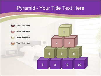 White modern bedroom PowerPoint Templates - Slide 31