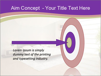 White modern bedroom PowerPoint Templates - Slide 83