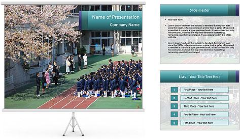 Japan PowerPoint Template