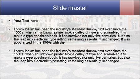 Lisbon area PowerPoint Template - Slide 2