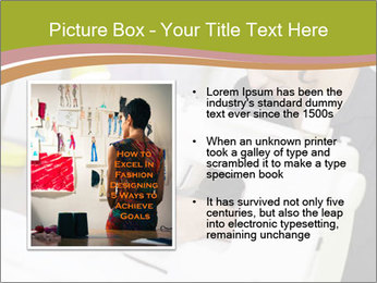Young hispanic female PowerPoint Templates - Slide 13