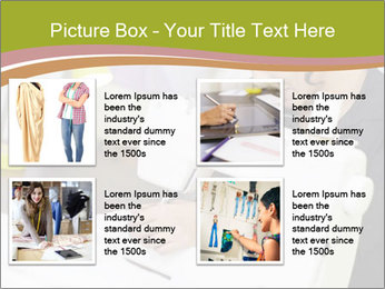 Young hispanic female PowerPoint Templates - Slide 14