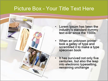 Young hispanic female PowerPoint Templates - Slide 17