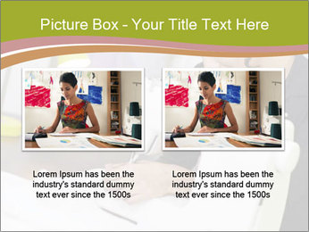 Young hispanic female PowerPoint Templates - Slide 18