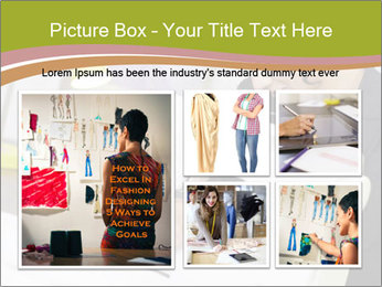 Young hispanic female PowerPoint Templates - Slide 19