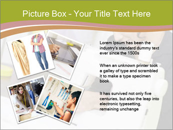 Young hispanic female PowerPoint Templates - Slide 23