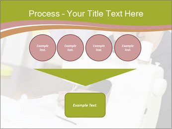 Young hispanic female PowerPoint Templates - Slide 93