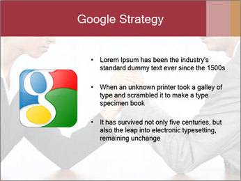 Portrait of business competitors PowerPoint Templates - Slide 10