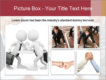Portrait of business competitors PowerPoint Templates - Slide 19
