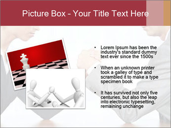 Portrait of business competitors PowerPoint Templates - Slide 20