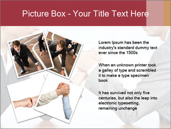 Portrait of business competitors PowerPoint Templates - Slide 23
