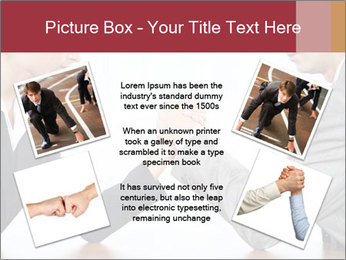Portrait of business competitors PowerPoint Templates - Slide 24