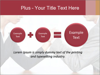 Portrait of business competitors PowerPoint Templates - Slide 75